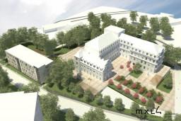 Prolekt Centrum Leczniczo-Rehabilitacyjnego; MXL4 Architekci  /fot.: MXL4 Architekci /