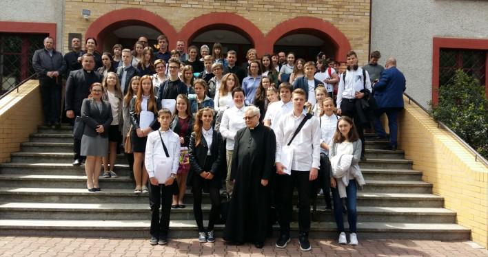 VII Metropolitalny Konkurs Papieski