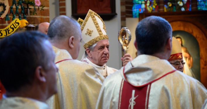 Uroczystość Matki Kościoła w Bazylice Archikatedralnej