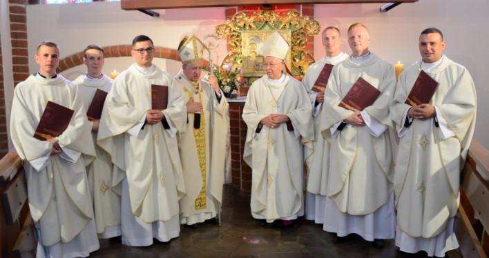 Święcenia kapłańskie 2016