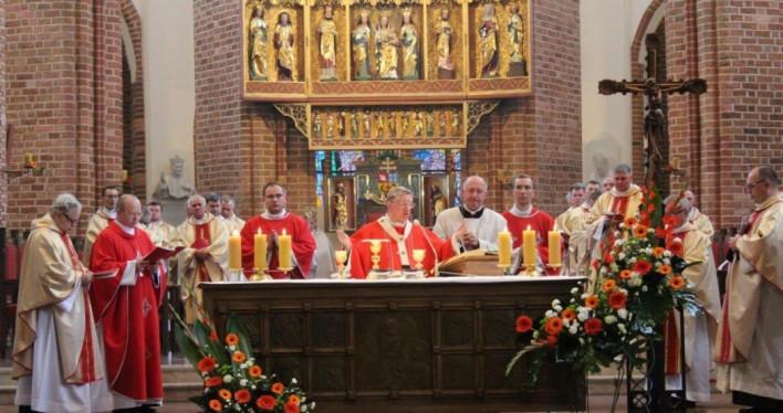 45. rocznica utworzenia Diecezji Szczecińsko-Kamieńskiej
