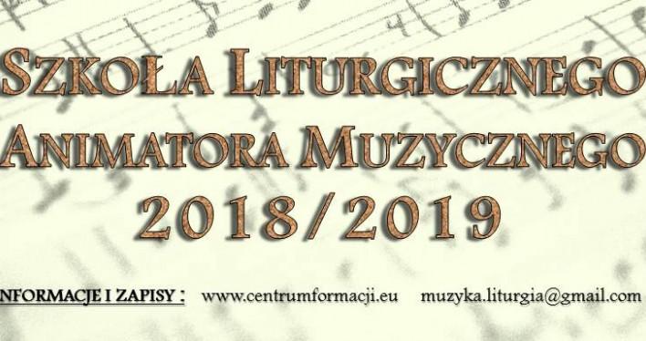 Szkoła Liturgicznego Animatora Muzycznego - VII edycja