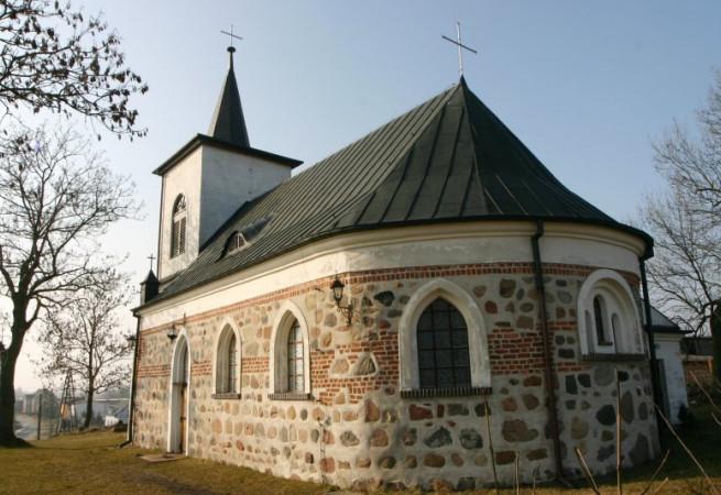 Stobno Kościół filialny