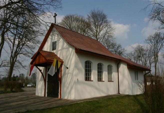 Barnówko Kościół filialny pw Najświętszego Serca Pana Jezusa