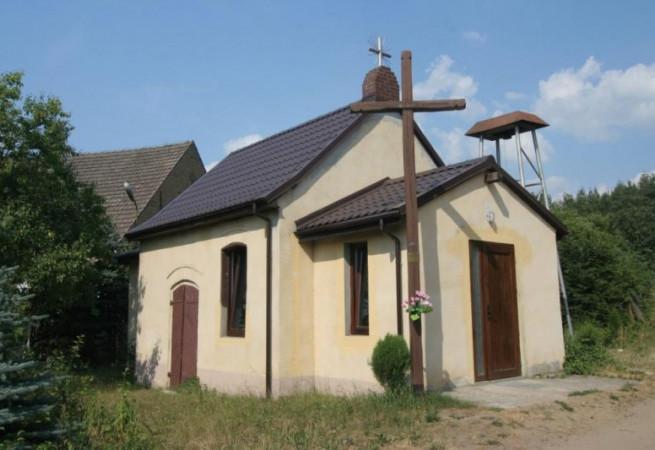 Moczydło Kościół filialny pw św.Józefa Robotnika