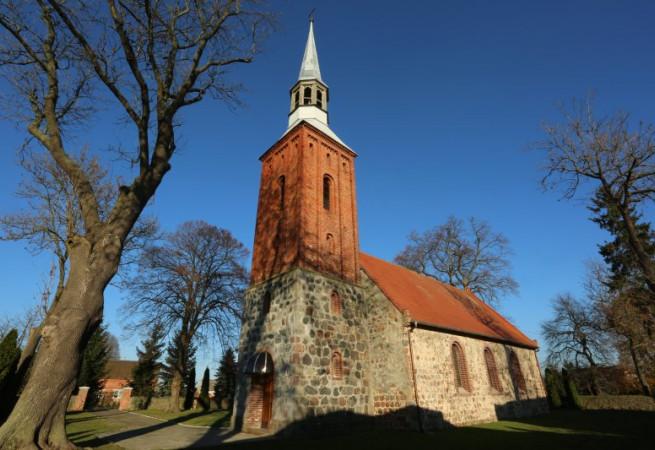Babin Kościół filialny pw Wniebowzięcia NMP