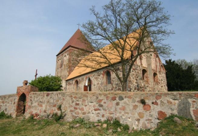 St. Chrapowo Kościół filialny
