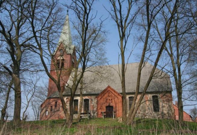 Klasztorne Kościół filialny