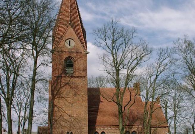 Łasko Kościół filialny