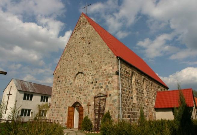 Brwice Kościół parafialny pw św. Antoniego