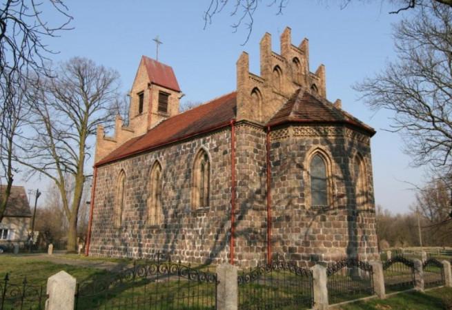 Osinów Dolny Kościół filialny