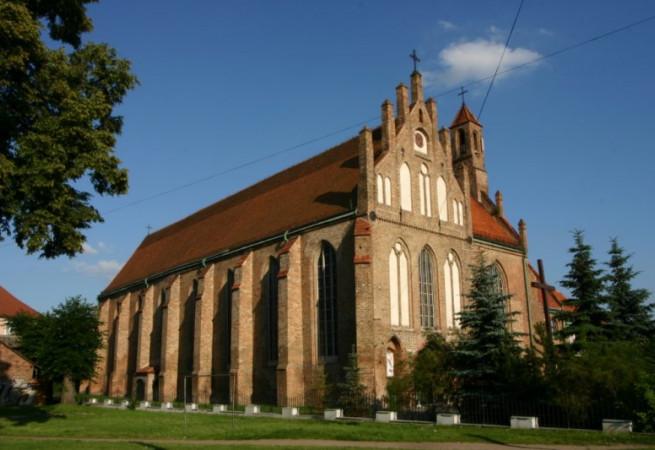 Chojna Kościół parafialny pw Świętej Trójcy