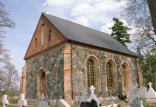 Stoki Kościół filialny pw św.Józefa
