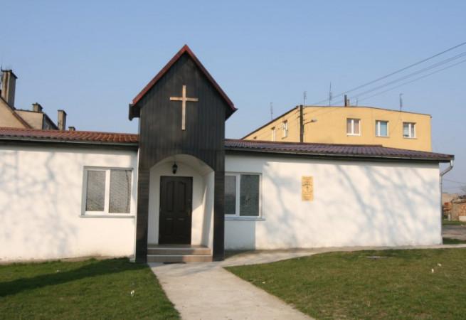 Łaziszcze Kościół filialny pw św.Jana Chrzciciela