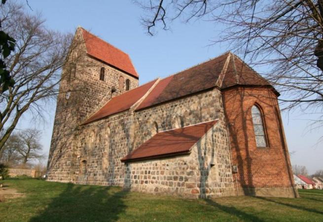Mętno Kościół filialny