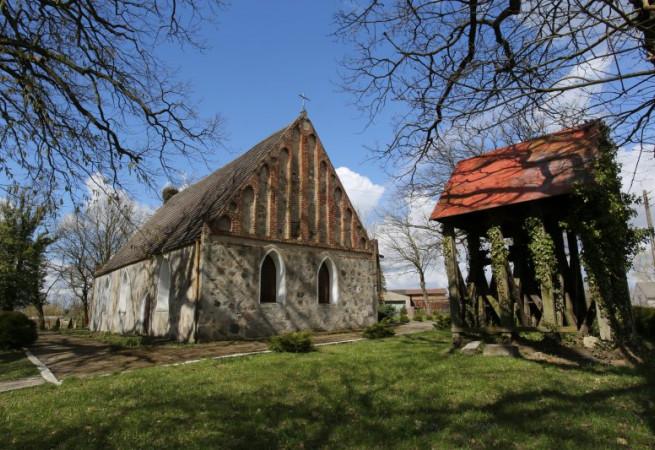 Biała Kościół filialny pw Matki Bożej Bolesnej