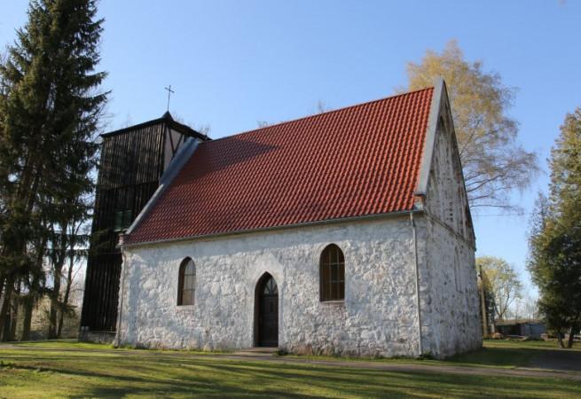 Długołęka Kościół parafialny pw św. Anny