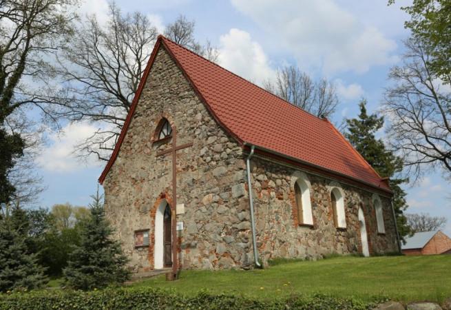 Redło Kościół filialny pw MB Nieustającej Pomocy
