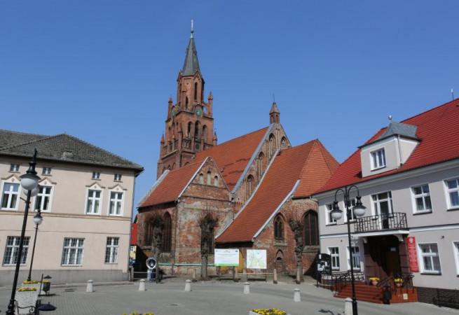 Dobra Kościół parafialny pw św. Klary