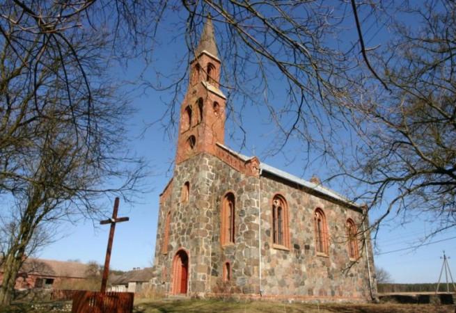 Żółwino Kościół filialny pw św. Antoniego