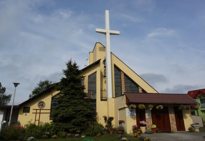 Dziwnówek Kościół parafialny pw św. Maksymiliana Marii