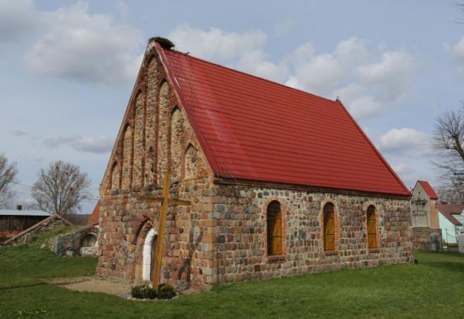 Kartno Kościół filialny pw Podwyższenia Krzyża Świętego