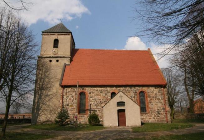 Mirowo Kościół filialny