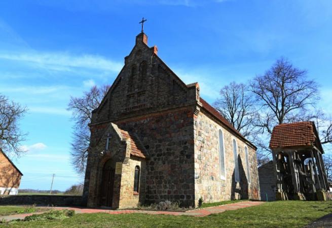 Czerników Kościół filialny pw św. Teresy od Dzieciątka Jezus