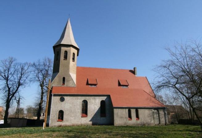 Otok Kościół filialny