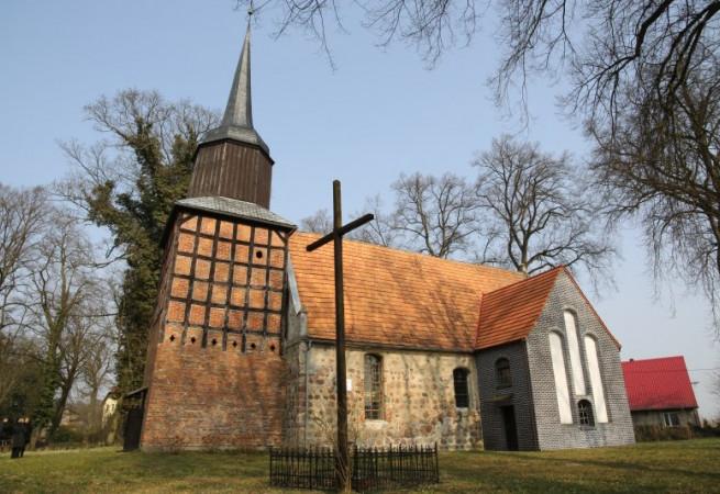 Rybokarty Kościół filialny pw św.Józefa Robotnika