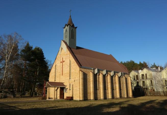 Morzyczyn Kościół filialny pw św. Dominika Savio