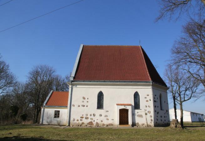 Moskorzyn Kościół filialny pw św.Stanisława BM
