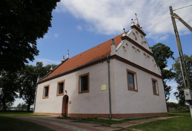 Morzyca Kościół filialny pw św.Józefa-Marii Escriva
