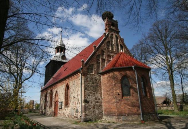Kozielice Kościół parafialny pw św. Stanisława BM