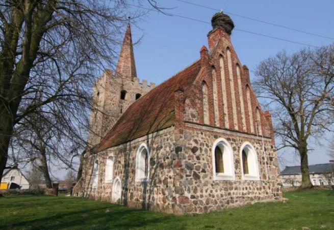 Kłodowo Kościół filialny