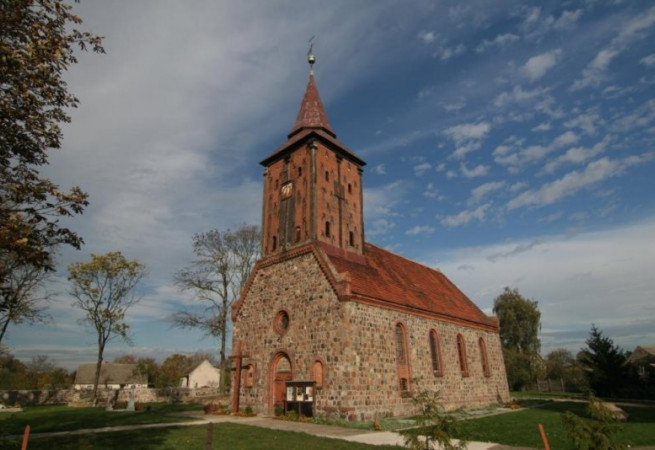 Żejechowo Kościół filialny