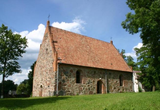 Różnowo Kościół filialny