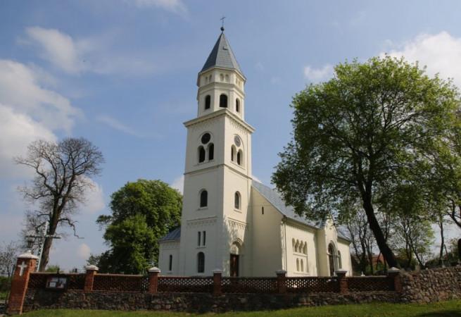 Babinek Kościół filialny pw św. Anny