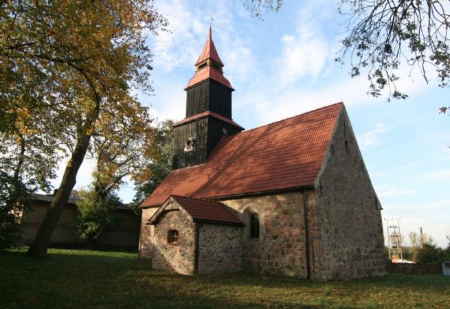 Czarnówko Kościół filialny pw św. Józefa