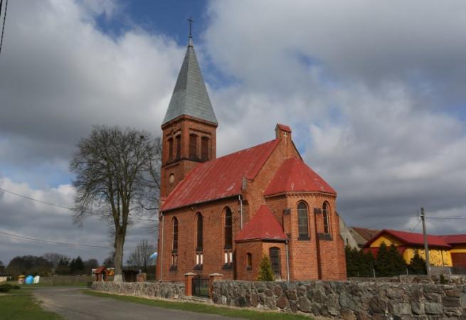 Czarnkowo Kościół filialny pw św.Józefa Robotnika