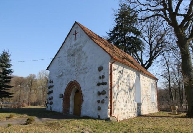 Budzieszowce Kościół filialny pw Macierzyństwa NMP