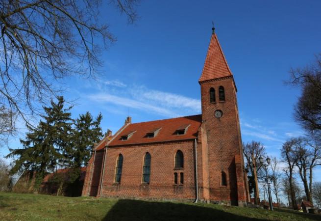Myśliborzyce Kościół filialny pw MB Częstochowskiej