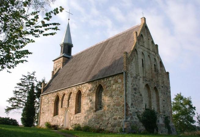Garnowo Kościół filialny