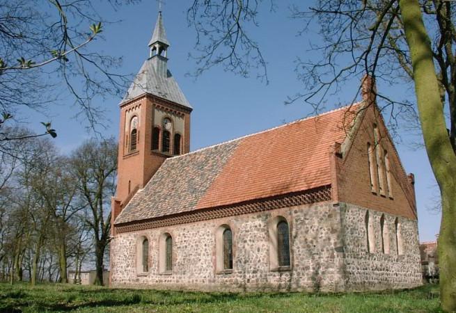 Bolewice Kościół filialny pw MB Częstochowskiej