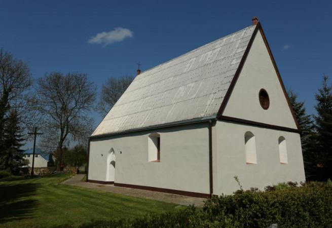 Rzepnowo Kościół filialny pw Nawiedzenia NMP