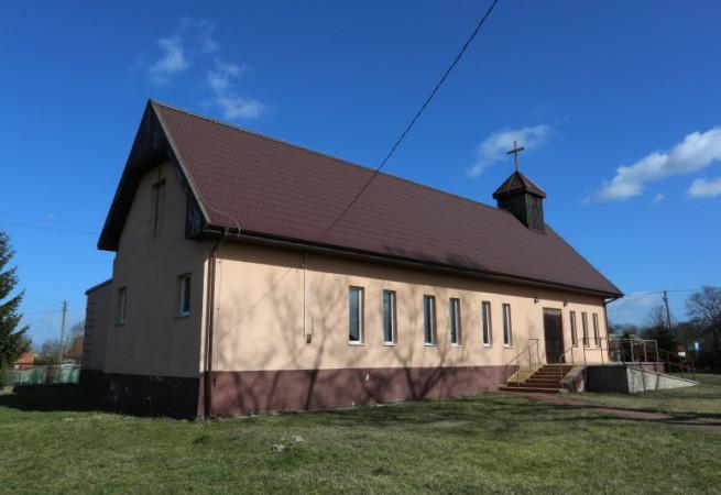 Kosin Kościół filialny pw Matki Bożej  Częstochowskiej