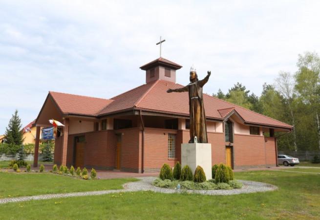 Pniewo Kościół parafialny pw św. Ojca Pio