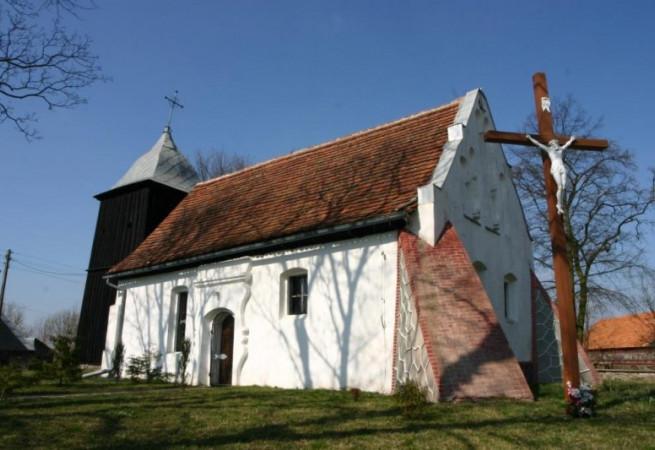 Nowy Klukom Kościół filialny