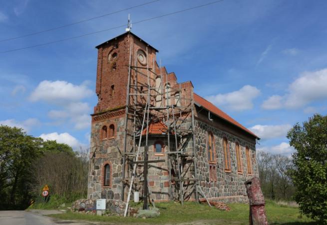 Stare Brynki Kościół filialny pw Św Faustyny