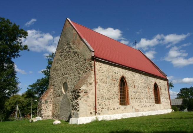 Sulibórz Kościół filialny pw św.Wojciecha BM